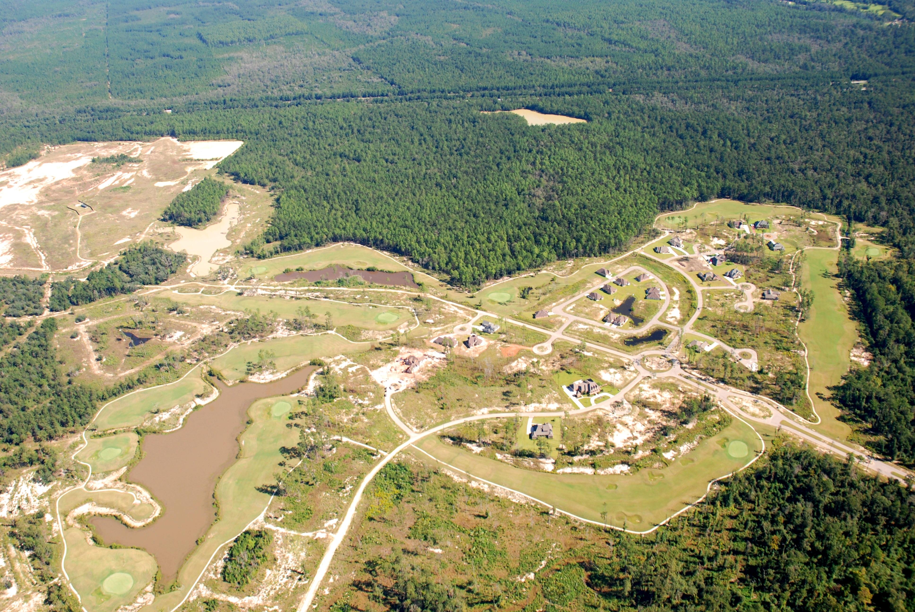 Bedico Creek November 2009