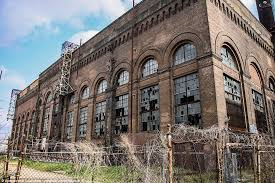 power plant converted to apartments