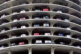 building parking