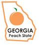 Georgia is the Peach State