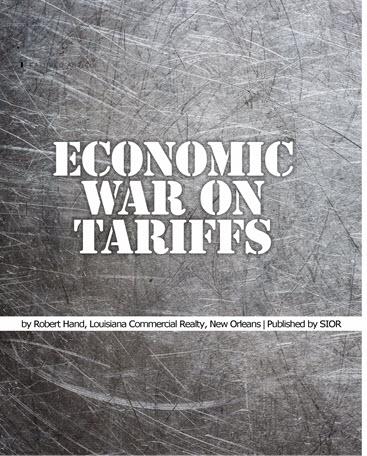 economic war on tariffs